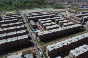 Viviendas en Bogotá - Foto: Prensa Secretaría de Hábitat