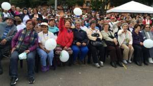 Adultos mayores - Foto: Javier Cortés-Portal Bogotá