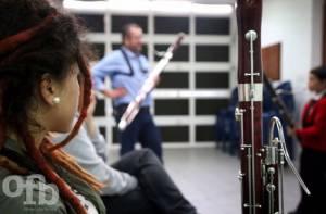 Si le gusta la música, aprenda en una clase magistral de la Orquesta Filarmónica de Bogotá
