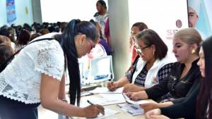 Aplicando para un empleo - Foto: SENA