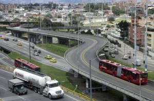 TransMilenio - Foto: Oficina Asesora de Prensa Alcaldía Mayor