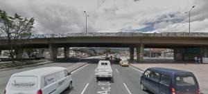 Avenida Ciudad de Cali con Calle 80 - Foto: Google Maps