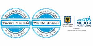 """Campaña: """"Yo acuerdo con Puente Aranda"""""""
