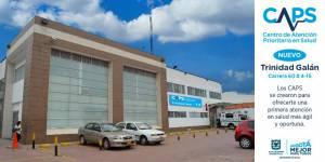 CAPS Trinidad Galán - Foto: Empresa de Renovación y Desarrollo Urbano de Bogotá