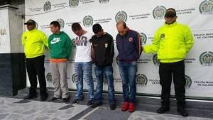 Captura de delincuentes - Foto: Consejería de Comunicaciones