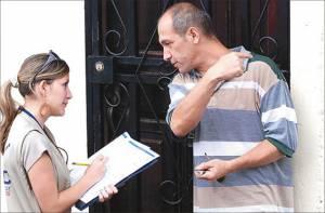 Encuestadores - Foto: arenapublica.com