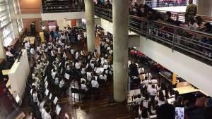 Orquesta Filarmónica de Bogotá.