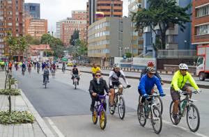 El primero de enero no habrá ciclovía en Bogotá