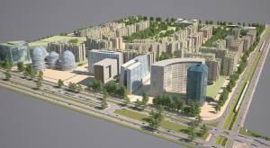 Ciudad La Salle - Diseño: Secretaría Distrital de Planeación