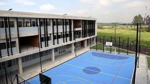 Colegio nuevo en Bosa- Foto: Alcaldía de Bogotá