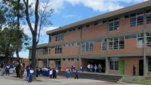 Colegio oficial - Foto: bogota.gov.co