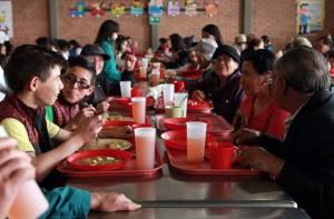 Comedor comunitario en Usme será atendido por la comunidad