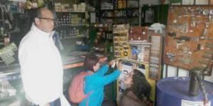 """""""Cuidado en la ciudad"""" sencibiliza a comerciantes de Teusaquillo Foto: Alcaldía Local de Teusaquillo"""