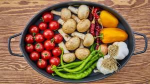 Comida saludable - Foto: Pixabay