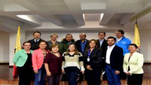 Consejeros locales de Propiedad Horizontal - Foto: Alcaldía Local de Engativá