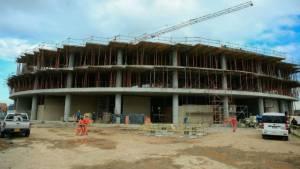 Construcción colegio en Bosa - Foto: Alcaldía Mayor de Bogotá