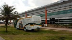 Consultorio Móvil - Foto: SuperCADE Américas