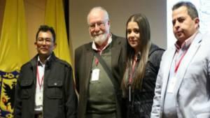 Conversatorio en la Candelaria - Foto: Alcaldía Local de la Candelaria