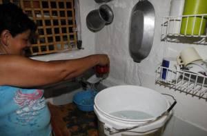 En 47 barrios de Ciudad Bolívar no habrá agua