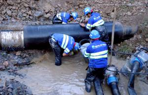 Cortes de agua - Foto: Empresa de Acueducto y Alcantarillado