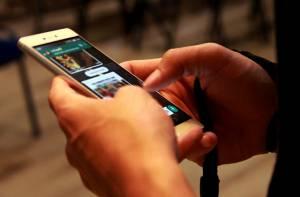 Uso de la nuevas tecnologías - Foto: Prensa Integración Social