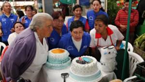 Cumpleaños Plaza 12 de Octubre - Foto: IPES