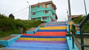 Desmarginalización de barrios - Foto: Secretaría del Hábitat