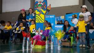 Día de Colores - Foto: Alcaldía Local de Kennedy Secretaría Social