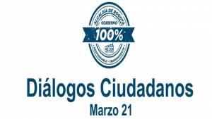 Diálogos ciudadanos - Foto: Alcaldía Local de Usaquén