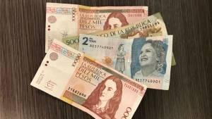 Dinero - Foto: bogota.gov.co