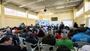 Encuentros ciudadanos en Tibabuyes - Foto: Secretaría de Gobierno