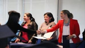 """Graduación diplomado """"Construcción de Paz, Género y Fortalecimiento de Ciudadanías"""" - Foto: Alcaldía Local de Sumapaz"""