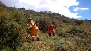 Defensa Civil en Sumapaz - Foto: Corresponsal Ambiental