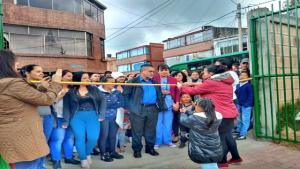 Inauguración de colegio en Usme - Foto: Alcaldía Local de Usme
