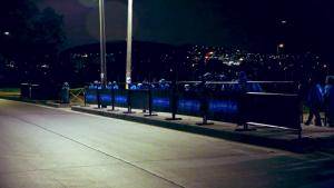 Recuperación espacio público al frente de la Carcel La Picota - Foto: DADEP