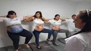 Embarazados, todos por la vida - Foto: Secretaría de Salud