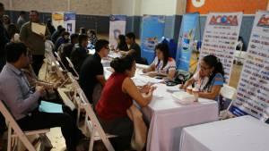 Feria de empleabilidad - Foto: Diario Roatan
