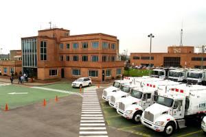 Vehículos para recolección de basuras - Foto: Limpieza Metropolitana - LIME S.A