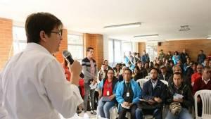 Encuentros ciudadanos - Foto: Secretaría de Gobierno