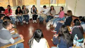 Particípe en la formación del Consejo Local de Mujeres - Foto: Universidad Nacional