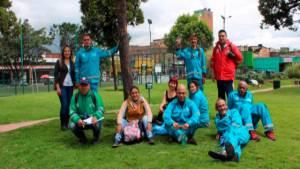 Ex habitantes de calle - Foto: Localidad de Barrios Unidos