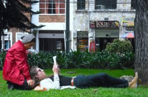 Exposición: Así es un día común y corriente en Bogotá
