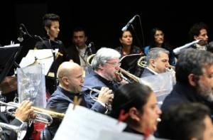 Orquesta Filarmónica  - Foto: Diego Bautista
