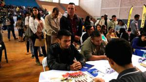 Feria de empleo - Foto: El País