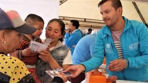 Feria de servicios al ciudadano - Foto: IDPAC