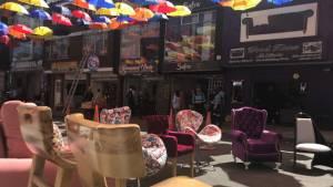 Feria del Mueble 12 de Octubre - Foto: Secretaría de Desarrollo Económico