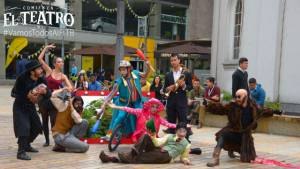 Festival Iberoamericano de Teatro - Foto: FITB