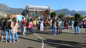 Festival Río Fucha - Foto: Alcaldía Local Antonio Nariño