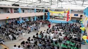 Foro local en Rafael Uribe Uribe - Foto: Secretaría Distrital de Educación