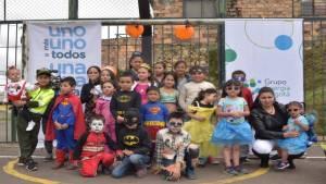 Eco Festival con materiales reciclados - Foto: Instituto Distrital de la Participación y Acción Comunal